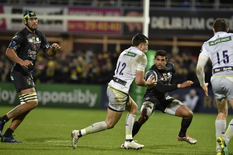 RUGBYU - EUR - CUP - CLERMONT - SARACENS