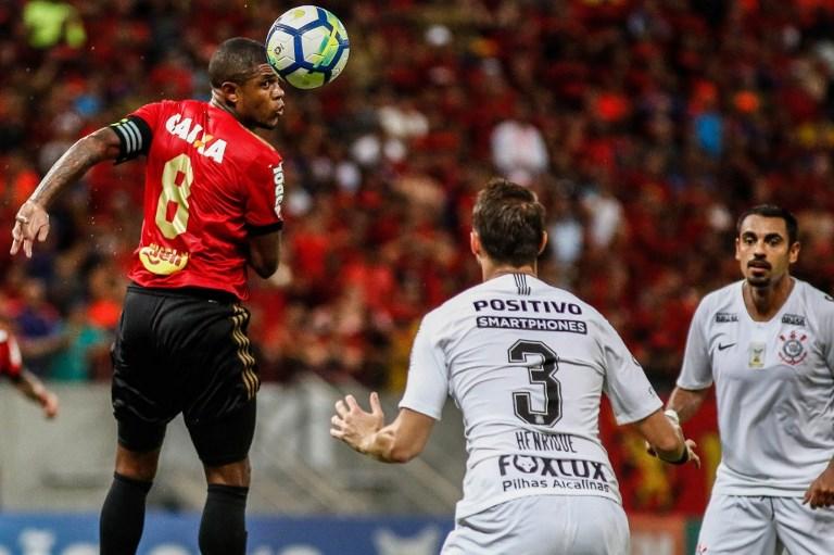 Brazilian A 2018, Sport Recife x Corinthians