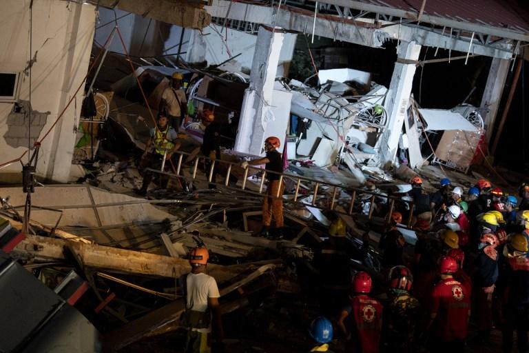 PHILIPPINES - EARTHQUAKE