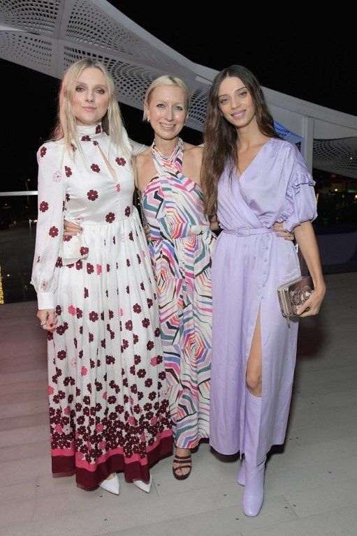 US - INSTYLE - AND - KATE - SPADE - DINNER - AT - SPRING - PLACE